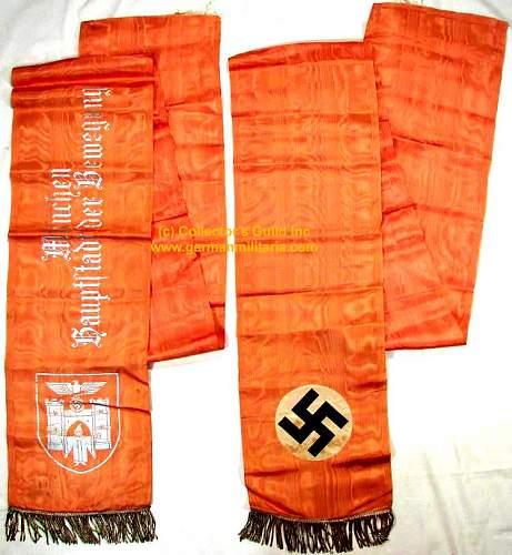 Banner Silk Der Fuhrer