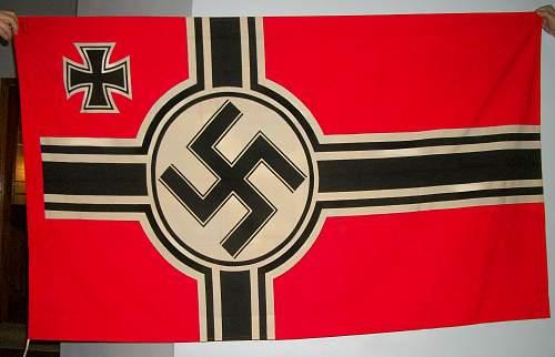 Is this an origional flag? HELP!