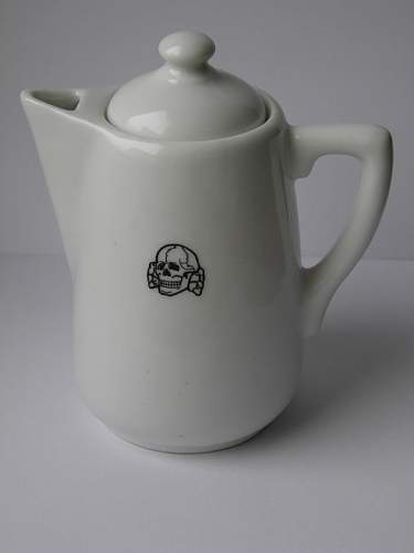 SS Coffee Pot.........! ? !