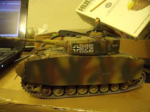 Tiny tanks!