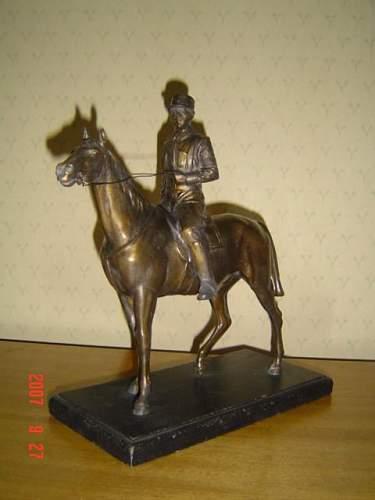 Bronze SA Reiter