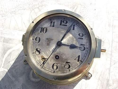 km clock