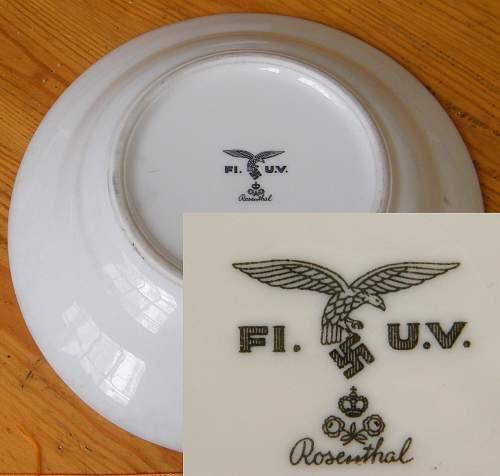 Fallschirmjajer Porcelain