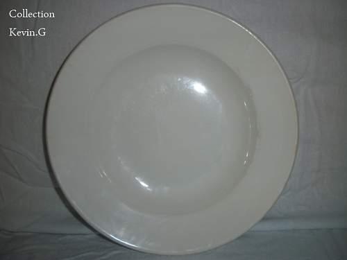 Luftwaffe porcelain