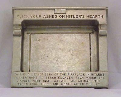 Pieces of rock from Berchtesgaden/ Hitler's Eagles Nest