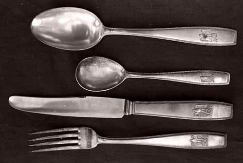 A.H. Silverware