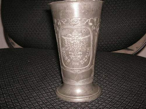 Early Berlin Pewter