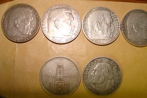 Third Reich Coin