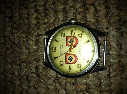 Nazi Wristwatch