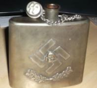 SS flask or fourth reich?
