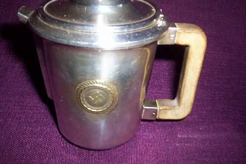 NSDAP Coffee pot?