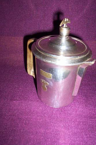 NSDAP Coffee pot?