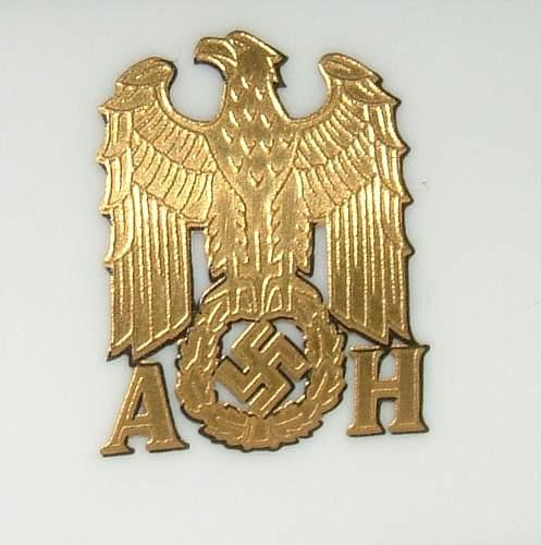 A.H Ash tray