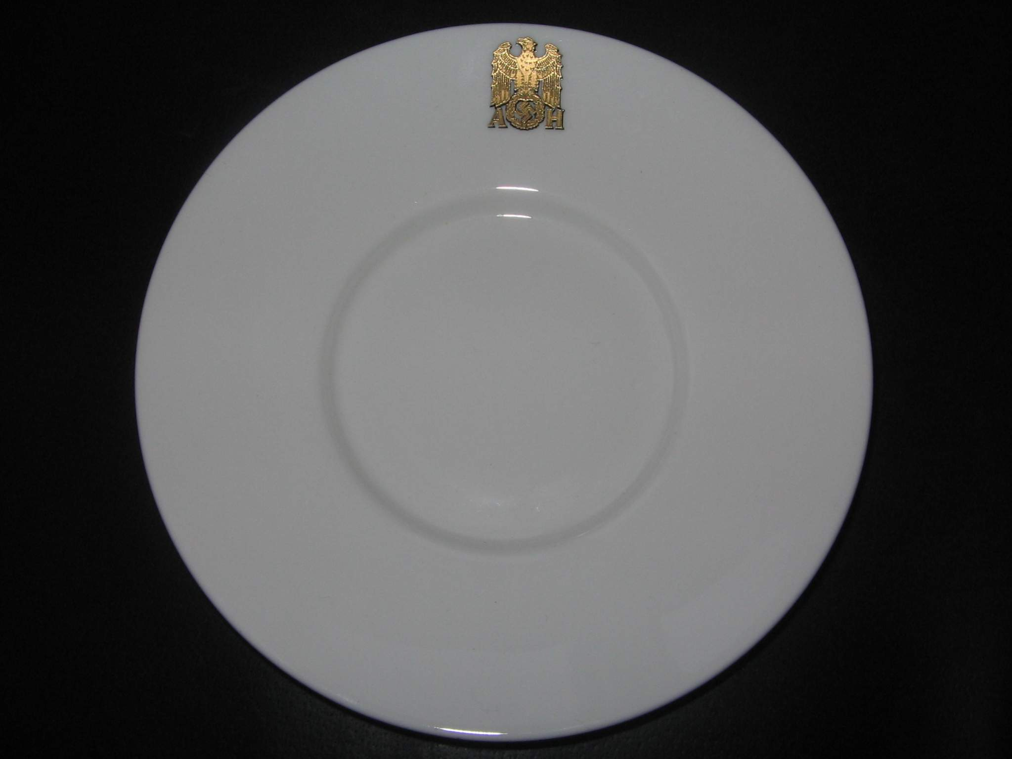 Cup And Plate From Adolf Hitler Tea Service