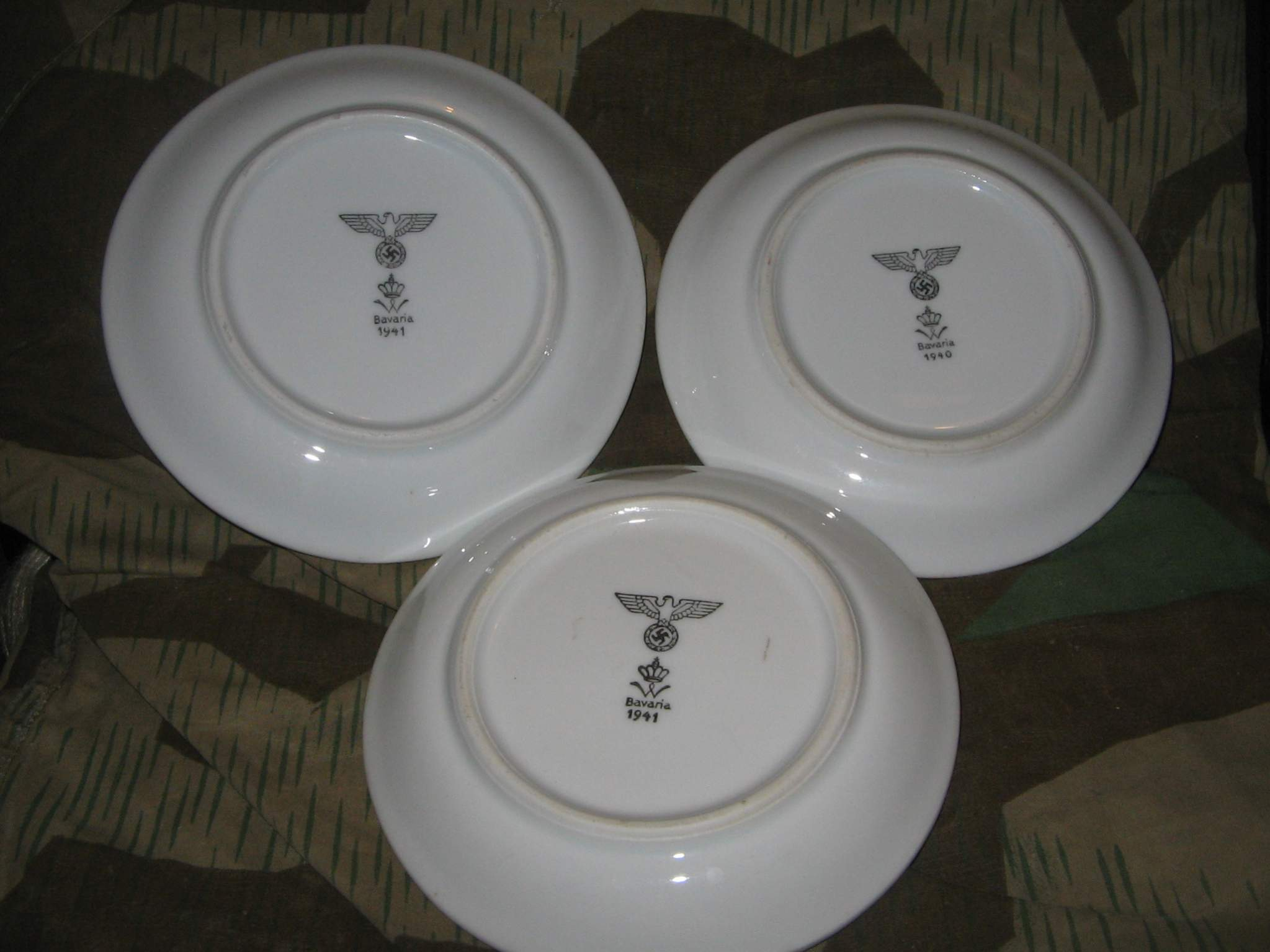 Some more German WWII plates