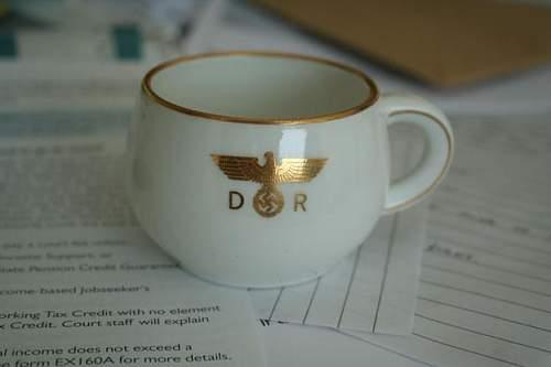Adolf Hitler's Coffee Cup