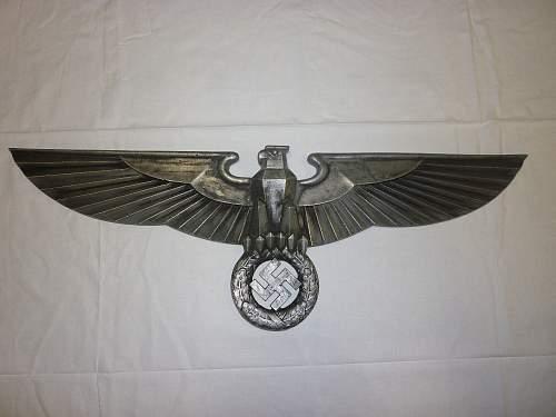 aluminium eagle