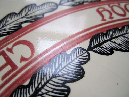 Generalkommando XXVII.Armeekorps plate