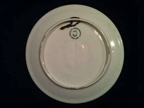 Coburg Plate