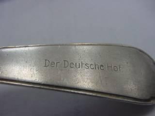 Der Deutsche Hof forks