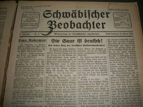 Newspaper Metal sign