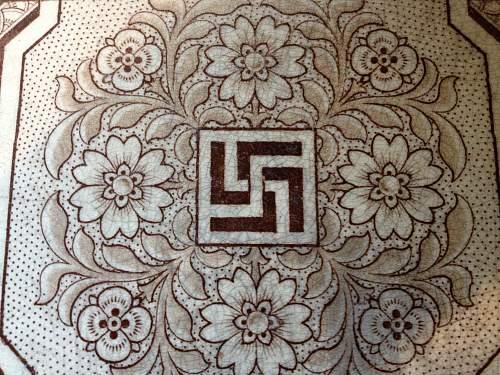 Nazi  Commonwealth floor wall tile real or fake?