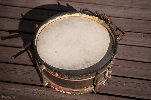 Nice drum but is it HJ?