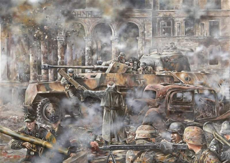 Waffen Ss Paintings Page 2