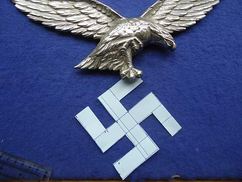 Luftwaffe Eagle onboard a U Boat?