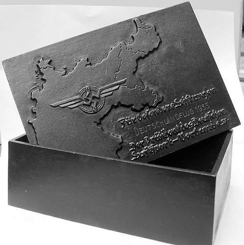 NSFK awarded box