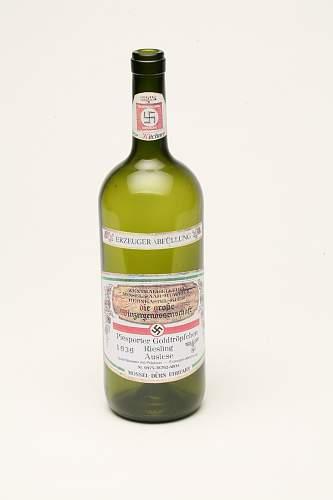 Nazi Wine Bottle?