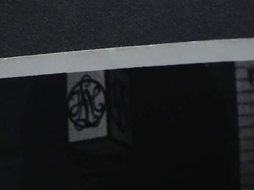 SS Leibstandarte adolf hitler vase