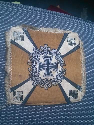 Small Luftwaffe Banner