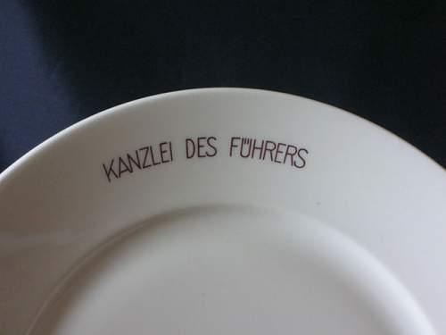 Reichkanzlei cutlery