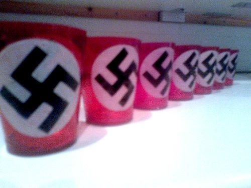 NSDAP Tealights?.