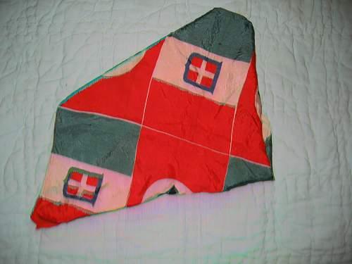 Nazi Handkerchief