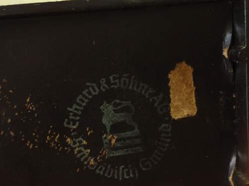 Is this a good DAF desk emblem?