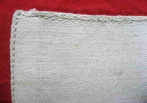 Third Reich table cloth cover