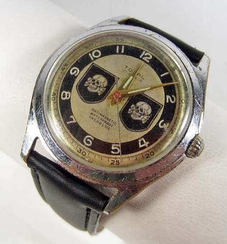 SS watch