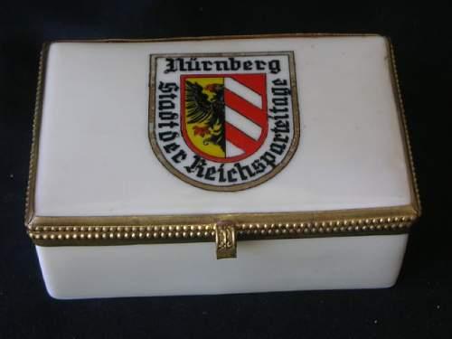 Nurnberg Stadt der Reichsparteitage