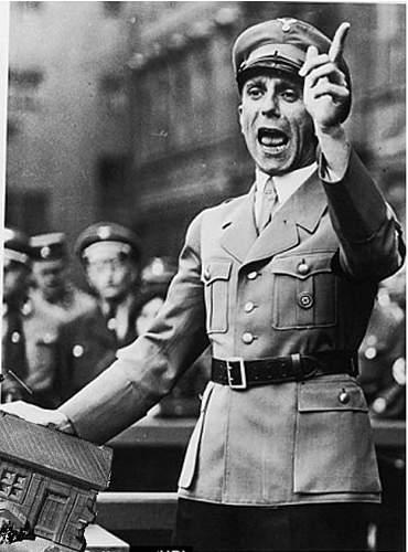 Himmler's cigarette dispenser??