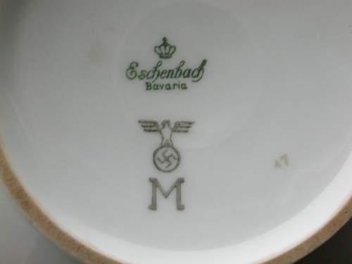 Porzellan 1900-1945