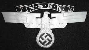 Nazi eagle - Have no idea if its fake or not.