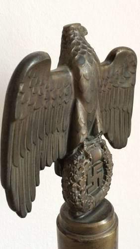 Nuremberg eagle