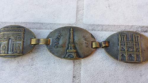 occupation of paris? ?
