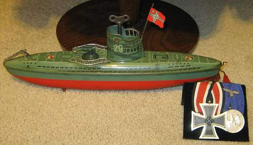 My Real German U-boat U-29