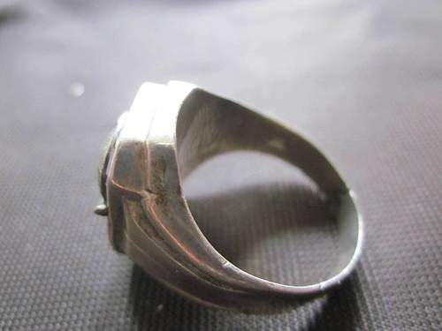 An original ring for a change...!