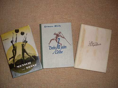 Naturism/Aryan books!