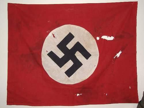 Nazi Flag Authentic?