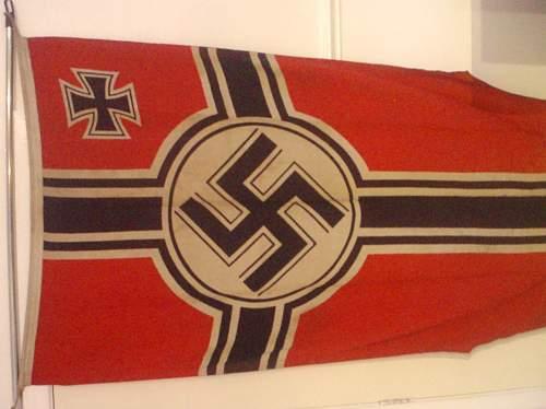 New Flag Pickups